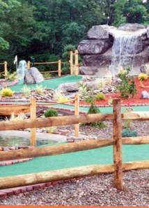 Miniature Golf Course - New at Zion Ponderosa 2010