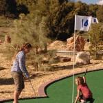 Mini golf Zion Ponderosa