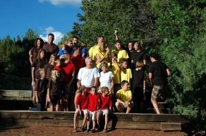 Family Reunion at Zion Ponderosa