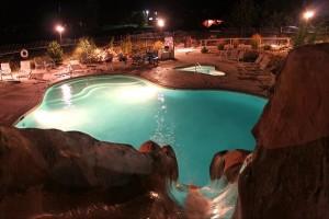 Zion Ponderosa Pool
