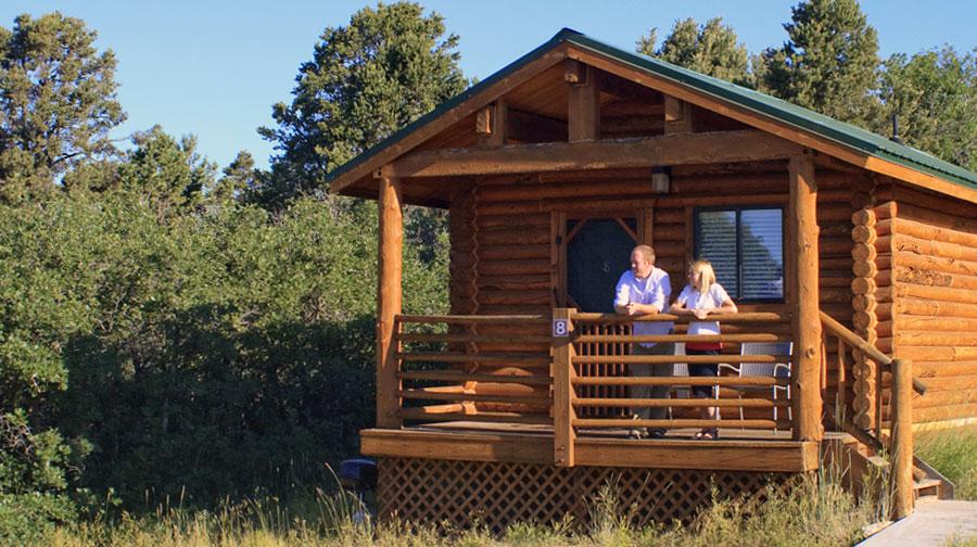 Cabin Suite at Zion Ponderosa