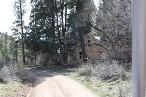 Haunted Cabin Jolley Gulch
