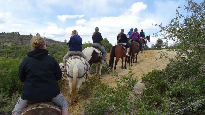 Horseback Riding Zion Ponderosa