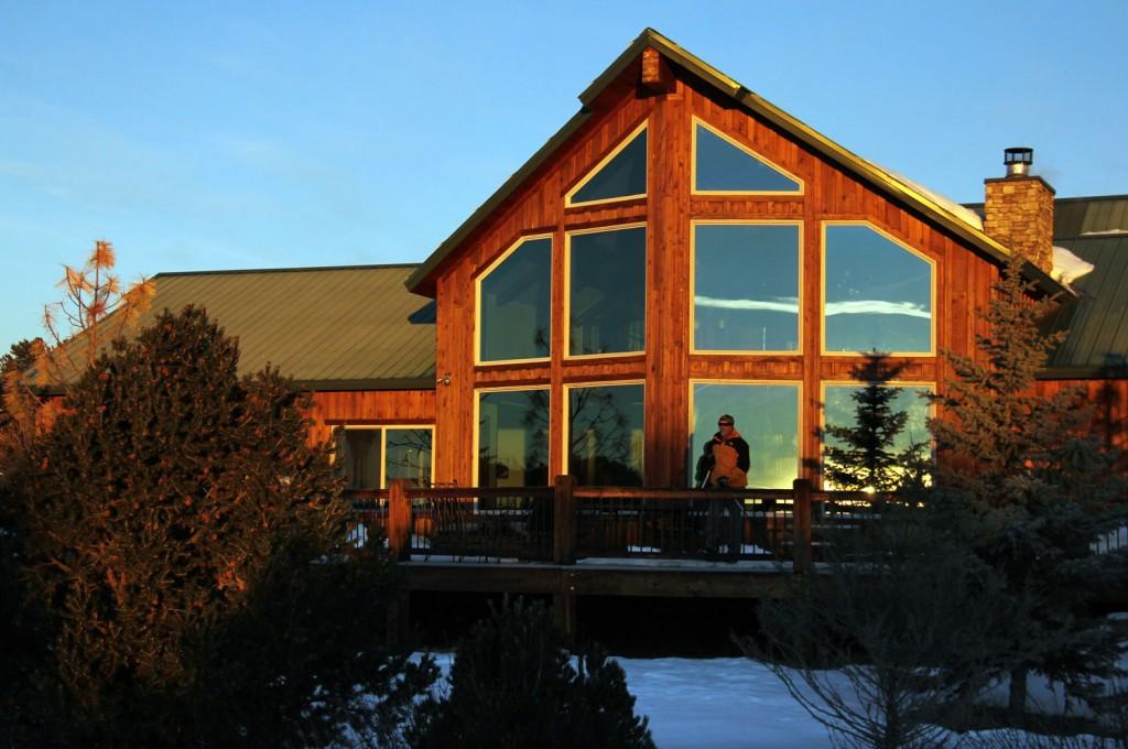 Zion Ponderosa luxury vacation home