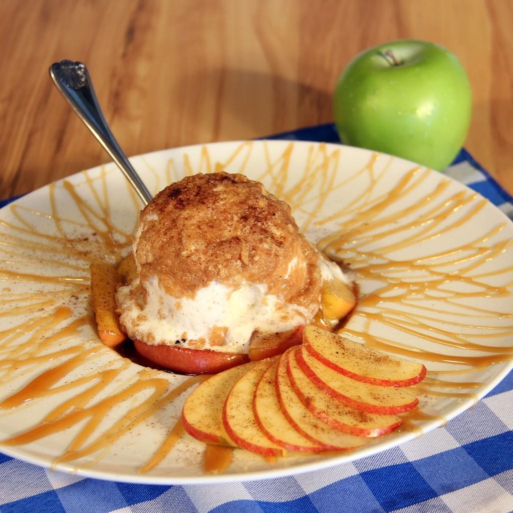 Fried Ice Cream   Zion Ponderosa
