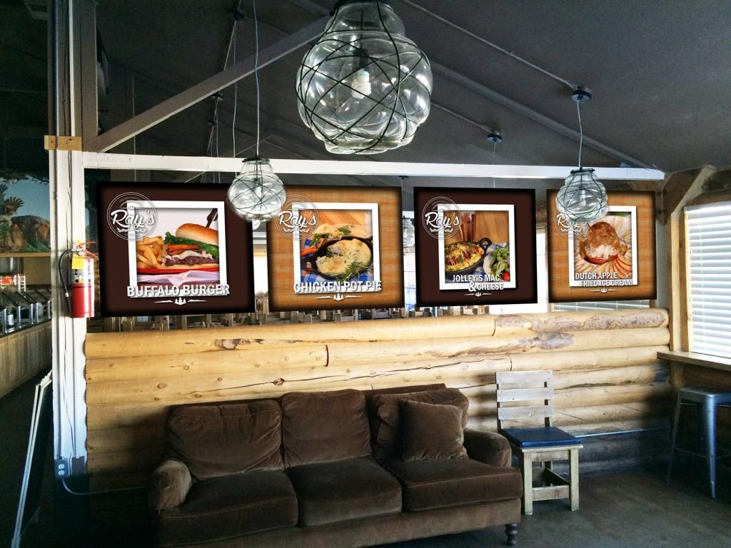 Ray's Restaurant Zion Ponderosa