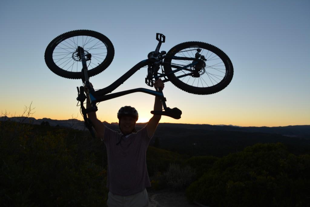 Mountain Biking Zion Ponderosa