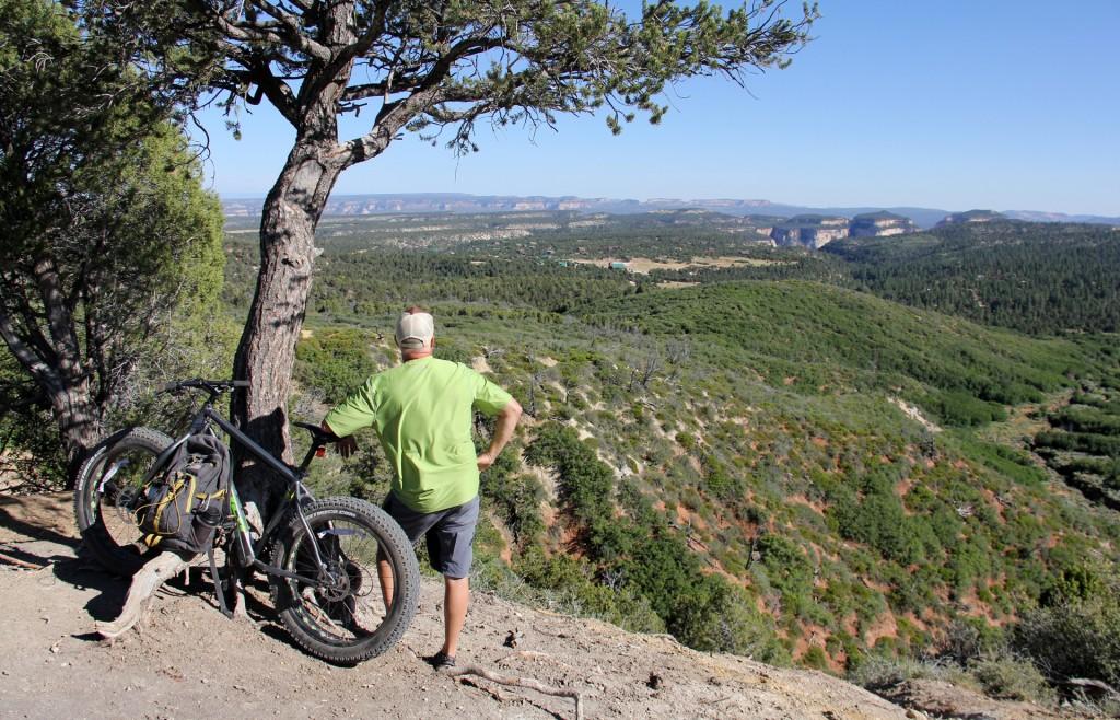 Zion Ponderosa Mountain Biking Pine Knoll