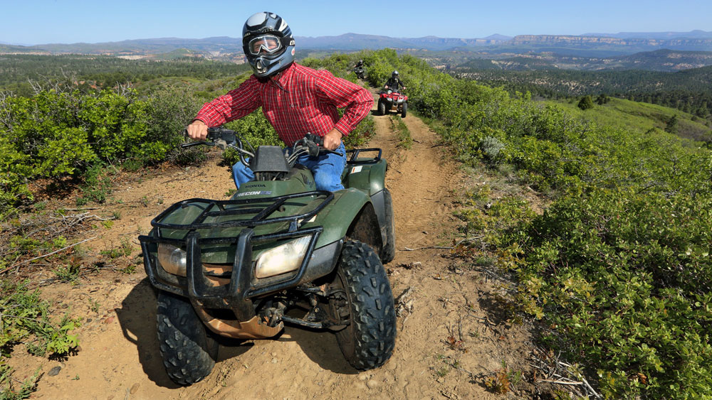 ATV Guided Tours