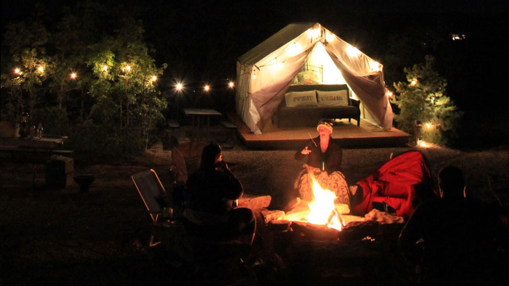 Glamping Zion Park