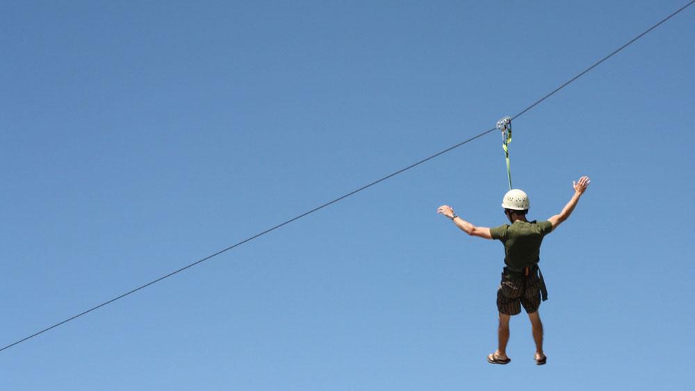 Zipline Zion National Park - Zipline Utah | Zion Ponderosa on