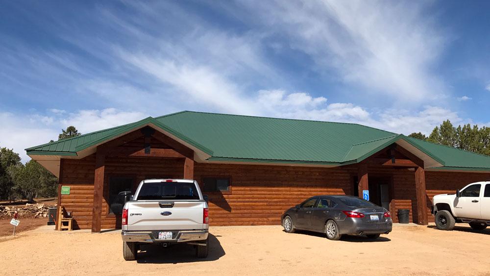 Zion Crest Campground Shower House
