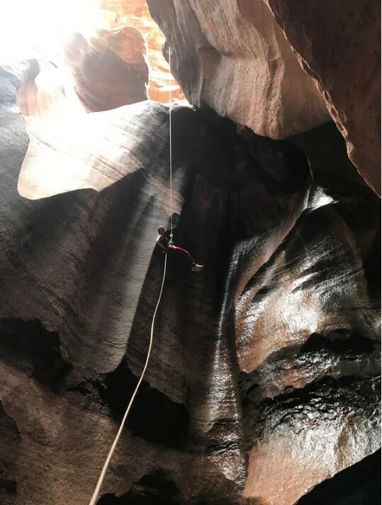 Lauren Recreation Slot Canyon