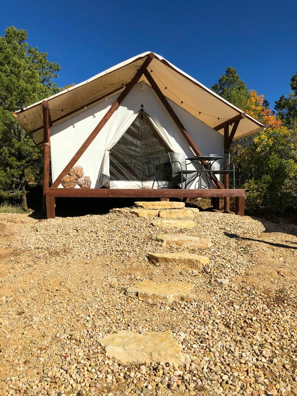 Deluxe Glamping Near Zion National Park | Zion Ponderosa