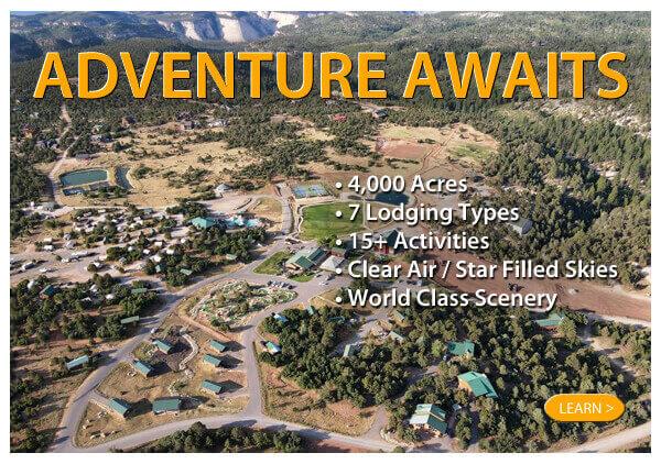 Top 6 Adventure Resorts in America.